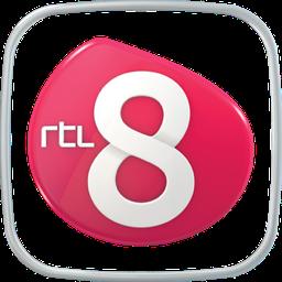 RTL 8 logo 2017