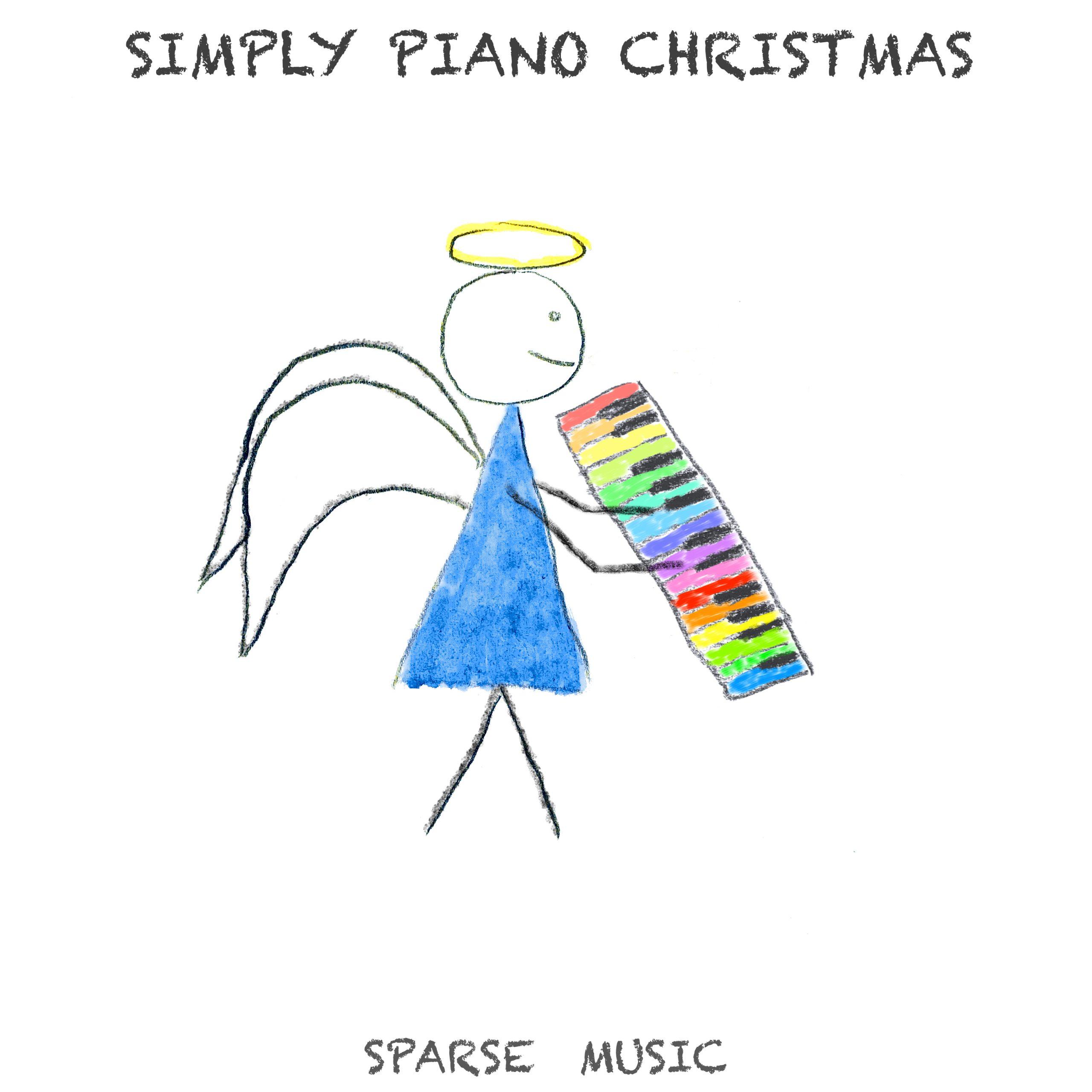 SPRS 01057 SIMPLY PIANO CHRISTMAS 3000