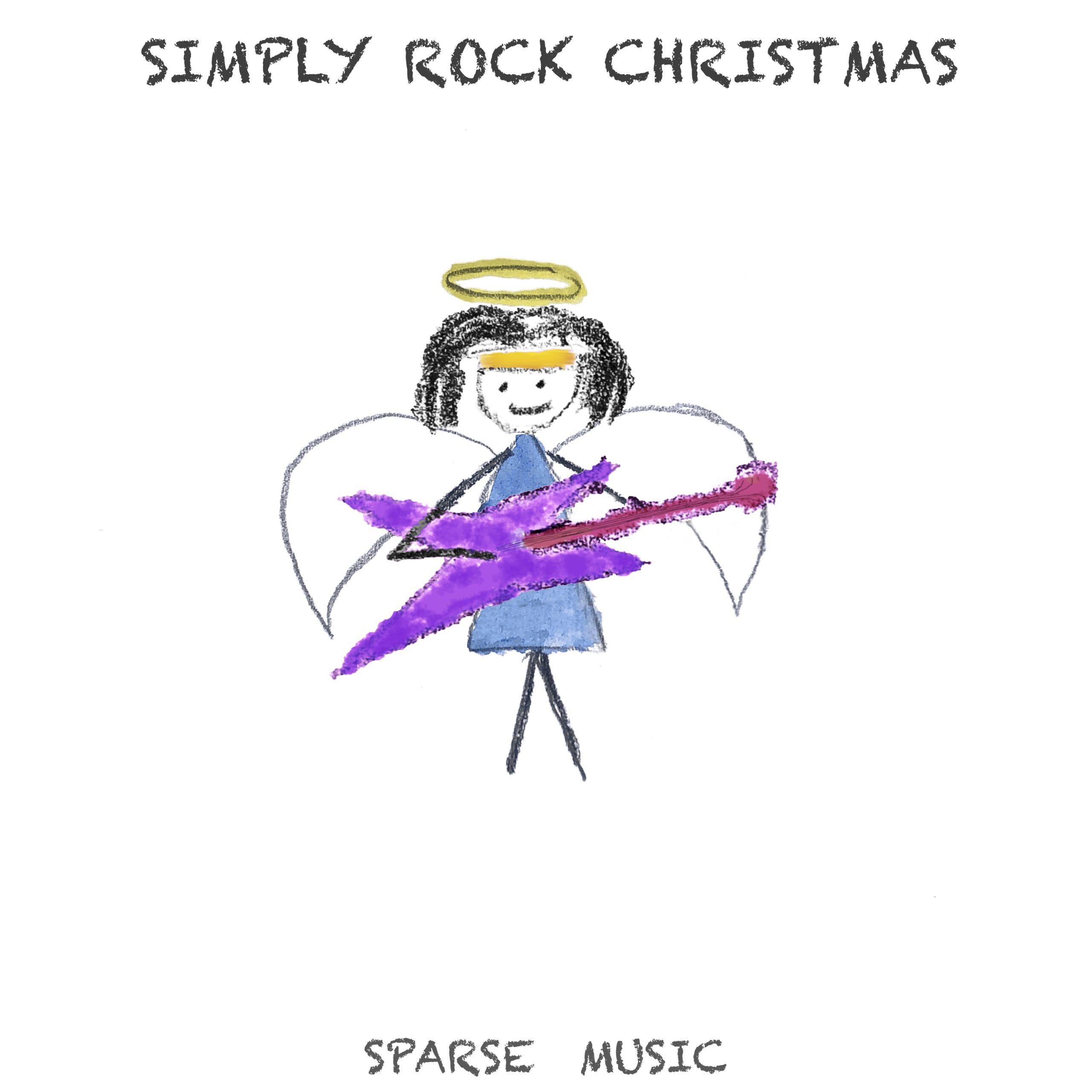 SPRS 01058 SIMPLY ROCK CHRISTMAS 3000