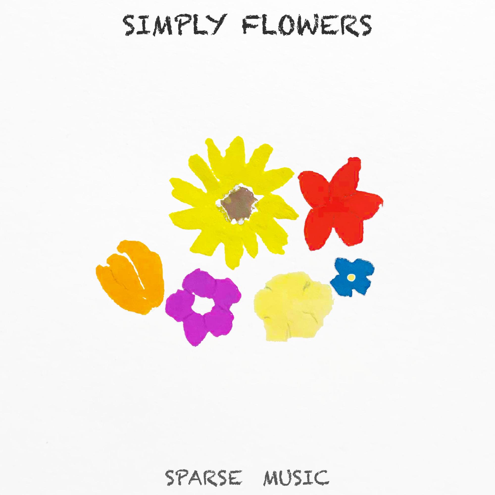 SPRS 01070 SIMPLY FLOWERS 2000