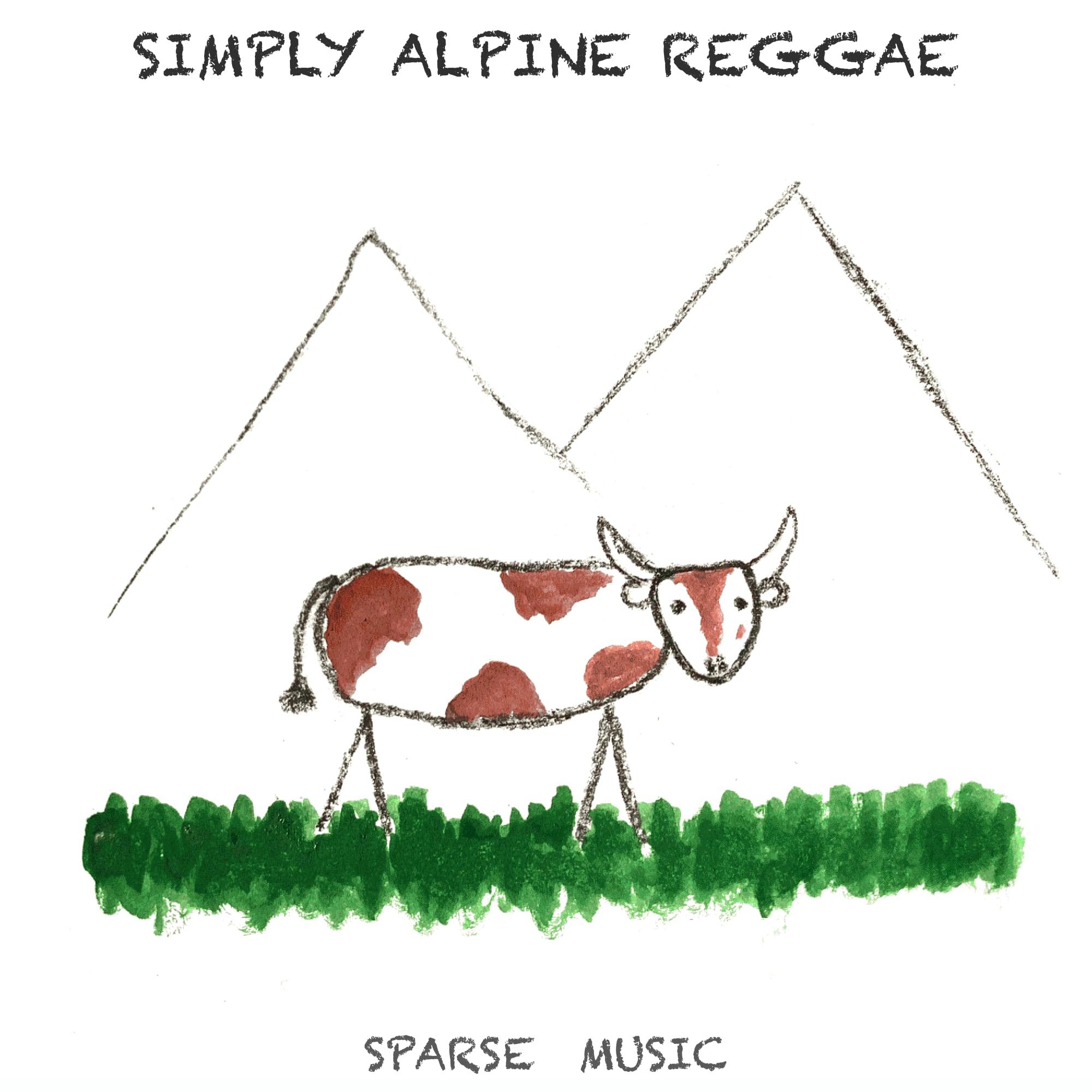 SPRS 01073 Simply Alpine Reggae 2000