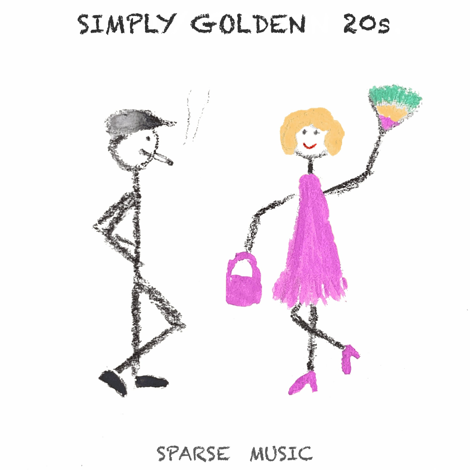 SPRS 01075 SIMPLY GOLDEN 20s 2000